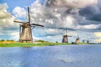 הולנד במכונית – השכרת רכב בחול