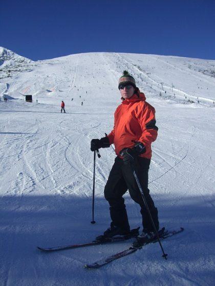 היכן כדאי לעשות סקי באירופה?